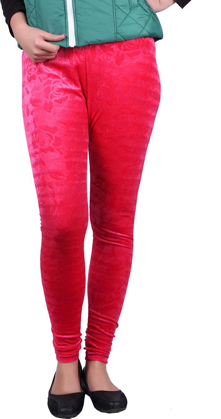 Kally Womens Pink Leggings