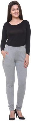 Mijaaz Women's Grey Jeggings