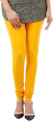 Shubh Women's Yellow Leggings