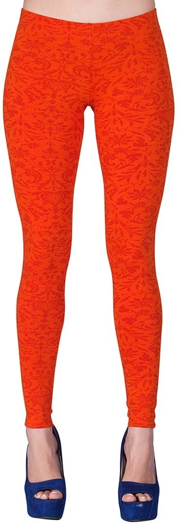 Voustyle Womens Red Jeggings