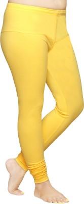 Pomelo Women's Yellow Leggings