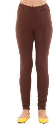 Mustard Women's Brown Leggings