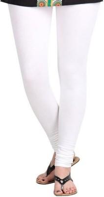 Aricrea Women's White Leggings