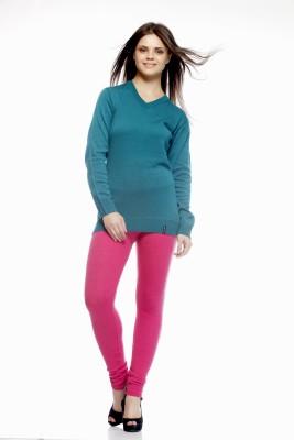 Shopping Queen Women's Pink Leggings
