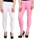 Hardys Women's Multicolor Jeggings (Pack...