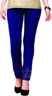 MDS Jeans Women's Blue Leggings