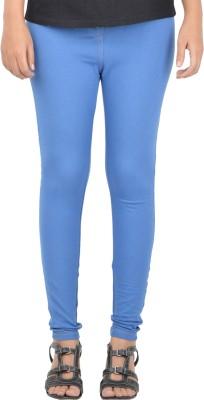 Lequeens Women's Light Blue Jeggings