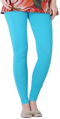 MeritFashion Women's Blue Leggings