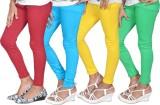 Gee & Bee Women's Multicolor Leggings (P...