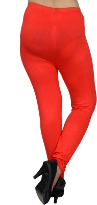 Asmara Women's Red Leggings