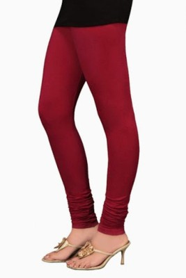 Dixcy Scott Women's Red Leggings