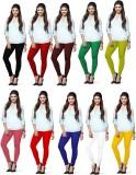 Amul Florio Women's Multicolor Leggings ...