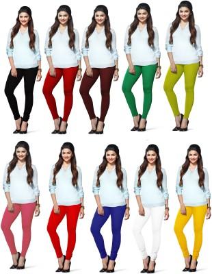 Amul Florio Women's Multicolor Leggings