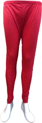 Vanya Enterprises Women's Red Leggings