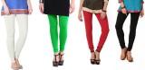 Angel Soft Women's White, Green, Red, Bl...