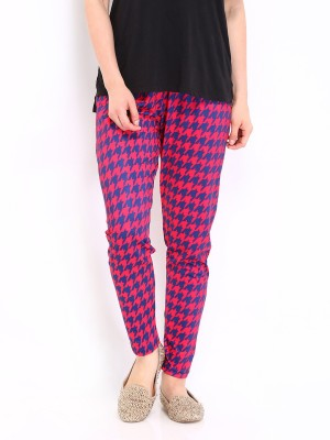 Kook N Keech Women's Pink Leggings at flipkart