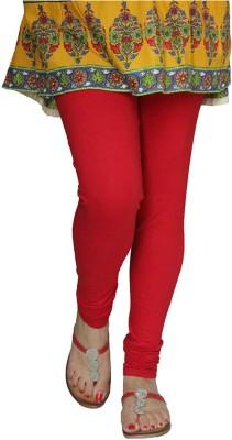 Shapes Women's Red Leggings