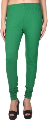 Pee Fashion Women's Green Leggings