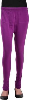 Heart&Arrow Women's Purple Leggings