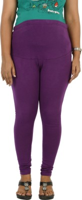 Mamma Mia Women's Purple Leggings