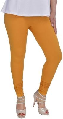 OJB SELLER Women's Yellow, Orange Leggings