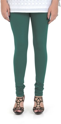 Vami Women's Dark Green Leggings