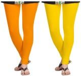 Nova Trendzz Women's Orange, Yellow Legg...
