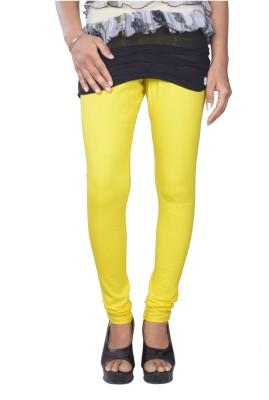 Tyro Women's Yellow Leggings