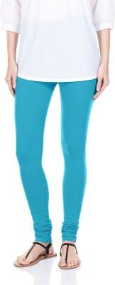Lavos Women's Light Blue Leggings