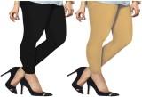 ambey shree trendz Women's Black, Beige ...