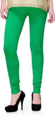 Wens Women's Green Leggings