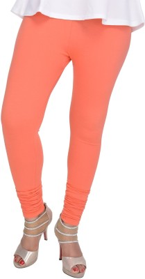 Suti Women's Orange Leggings