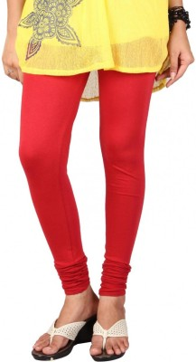 Dolly leggings Women's Red Leggings