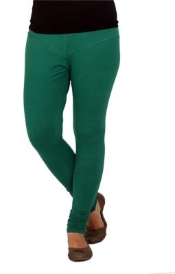 Salsa Women's Dark Green Leggings