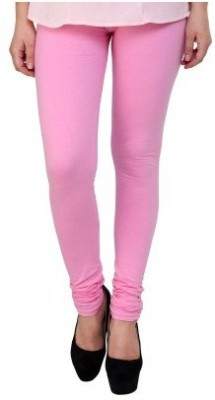 Edge Plus Women's Pink Leggings