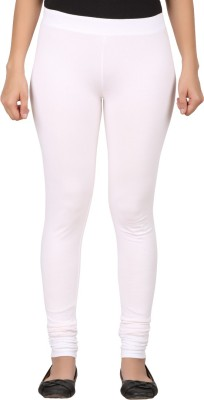 TECOT Women's White Leggings