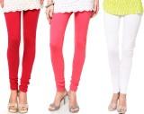 Castle Women's Multicolor Leggings (Pack...