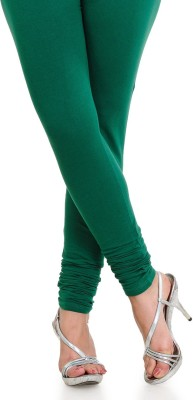 Scorpio Fashions Women's Green Leggings