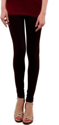 Femmora Women's Brown Leggings