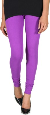 Ally Of Focker Women's Purple Leggings
