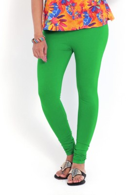 Indiwagon Women's Green Leggings