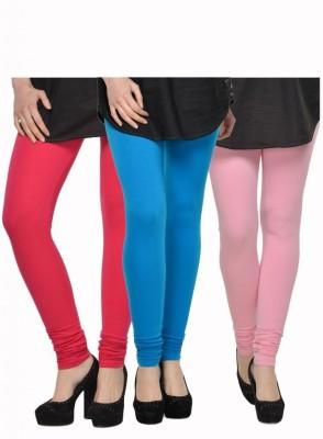 Kjaggs Women's Blue, Pink, Pink Leggings