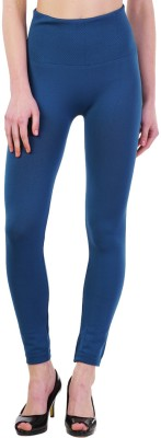 Wake Up Competition Women's Green Leggings