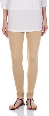 Lavos Women's Beige Leggings