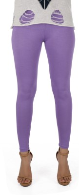 Legrisa Fashion Women's Purple Leggings