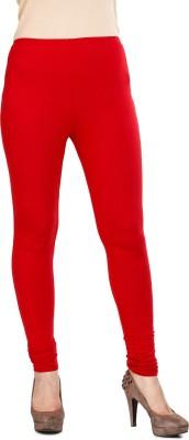 Mustard Women's Red Leggings