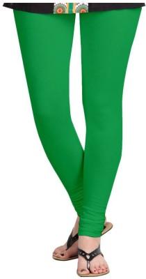 Roshni Creations Women's Green Leggings