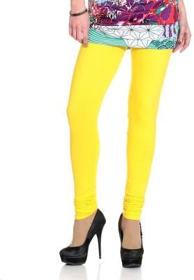 Olives Women's Yellow Leggings