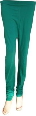 Balaji Creations Women's Green Leggings