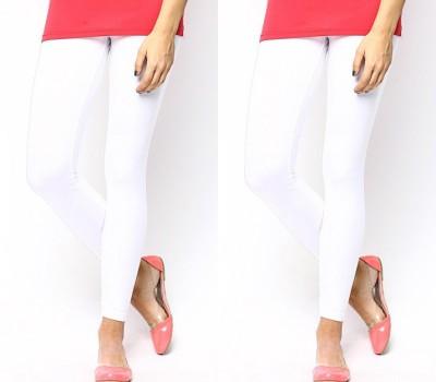Paranoid Women's White, White Leggings